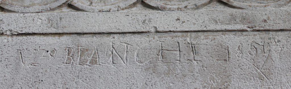 graffiti Venezia Università Ca' Foscari