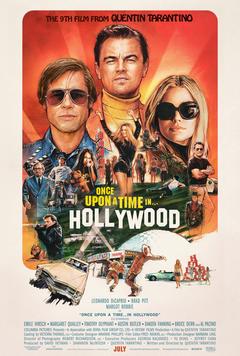 C'era una volta... Hollywood Quentin Tarantino