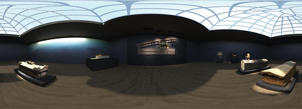 alternanza scuola-lavoro Museo Archeologico di Tarquinia