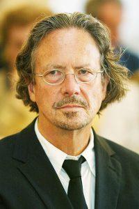 Premio Nobel letteratura prosa Peter Handke