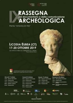 Licodia Eubea Rassegna del Documentario e della Comunicazione Archeologica