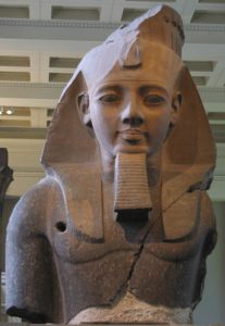 Giovane Memnone Ramesse II