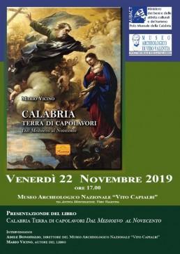 Calabria capolavori Mario Vicino
