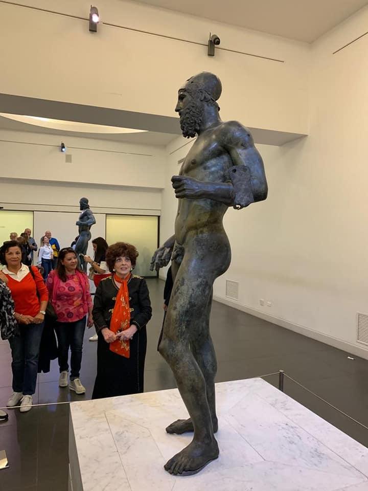 """bando MiBACT """"Memoria Europea"""" Museo Archeologico Nazionale di Reggio Calabria Gina Lollobrigida"""