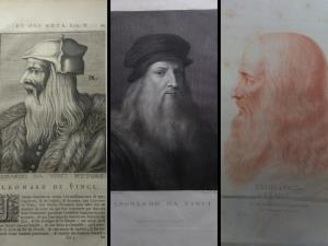 Leonardo i volti del genio