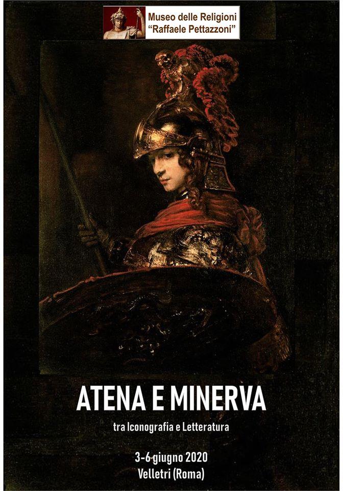 Atena e Minerva. Tra Iconografia e Letteratura
