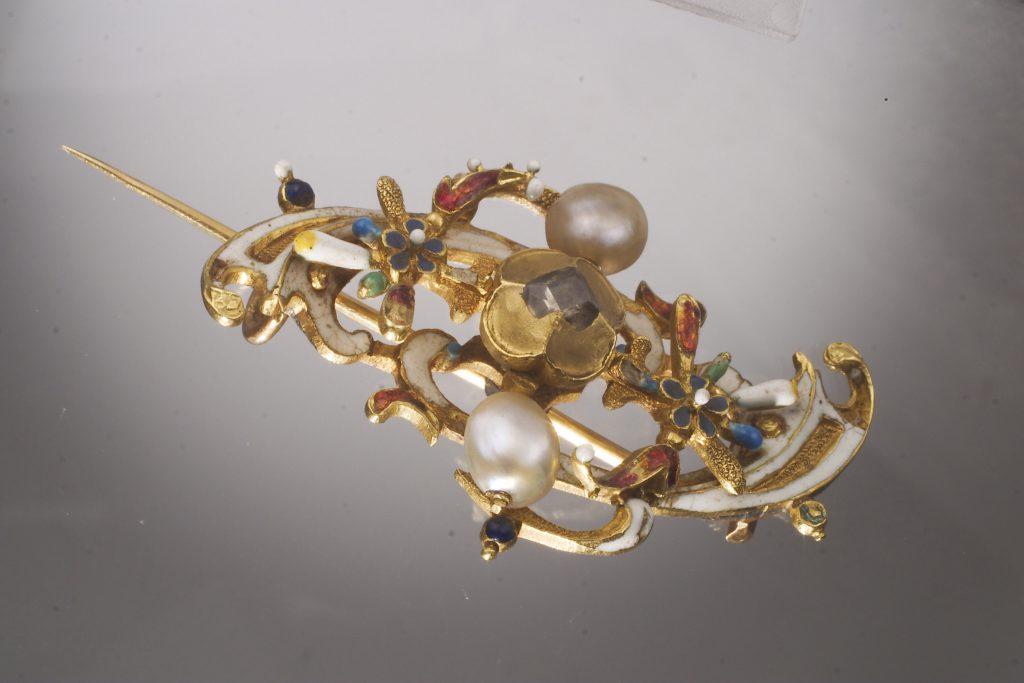 bellezza ornamenti Seicento