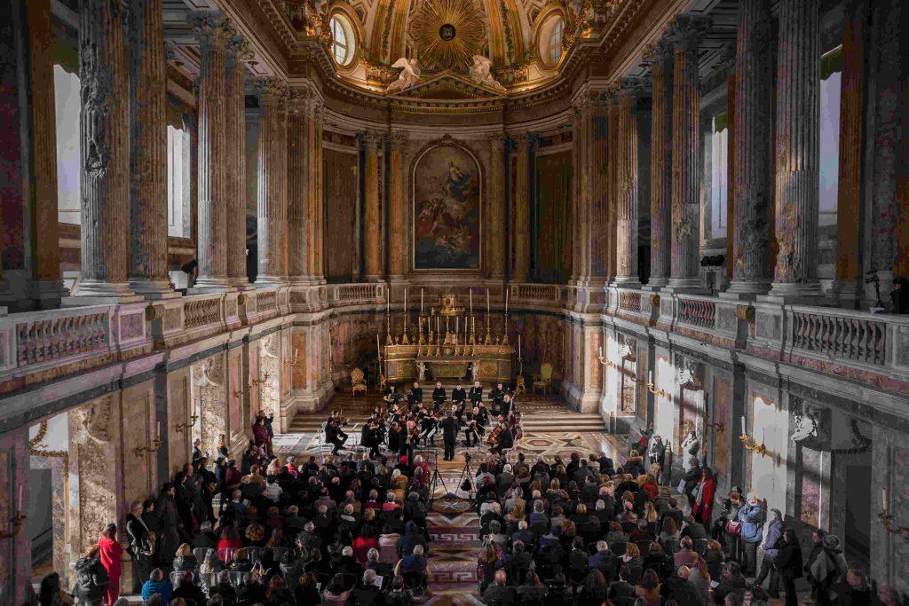 Concerto per un Giorno di Festa Autunno Musicale Reggia di Caserta