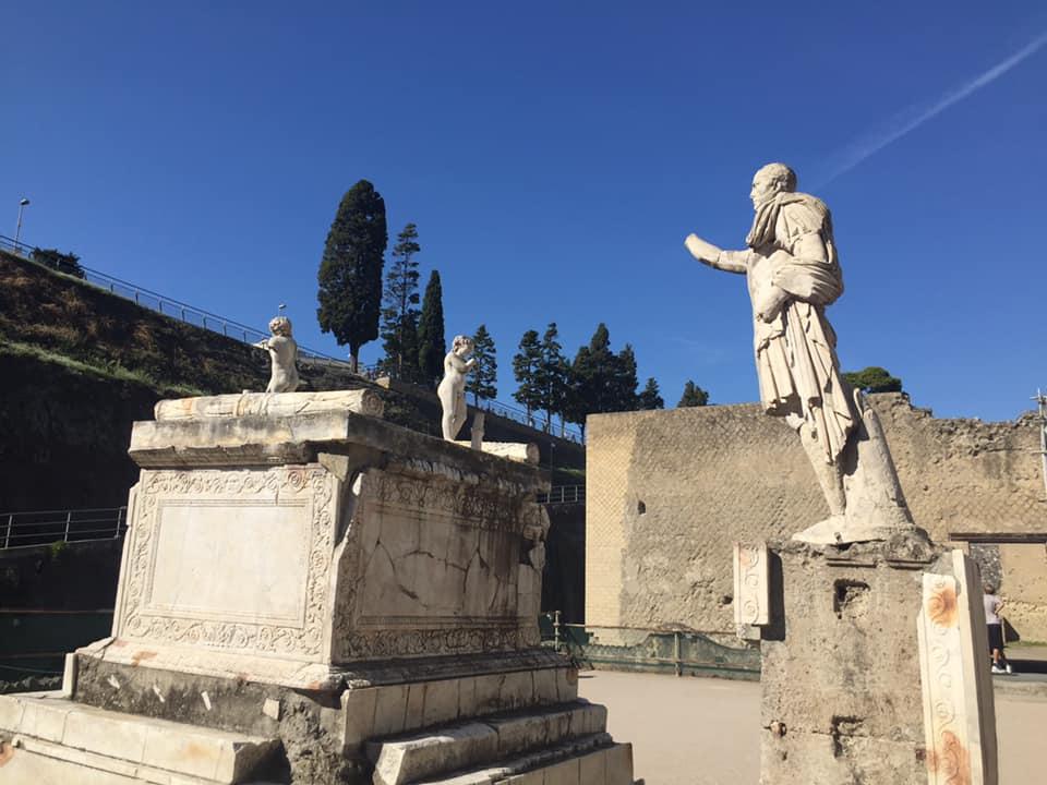 Marco Nonio Balbo Parco Archeologico di Ercolano
