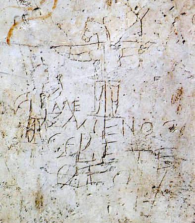 graffito di Alexamenos