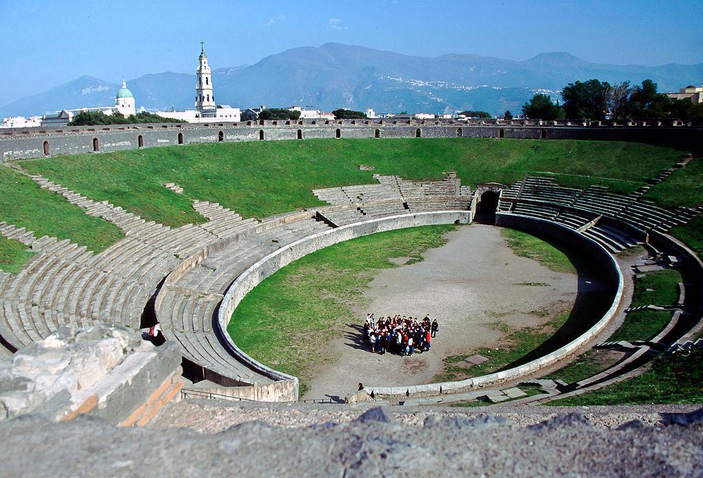 anfiteatro Pompei