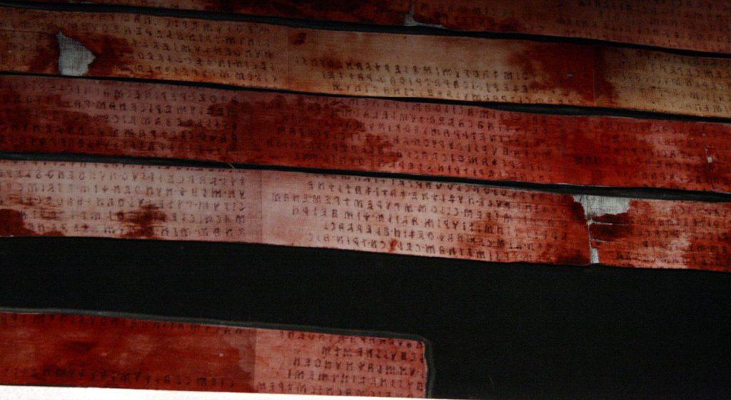 libri lintei liber linteus zagrabiensis Mummia di Zagabria