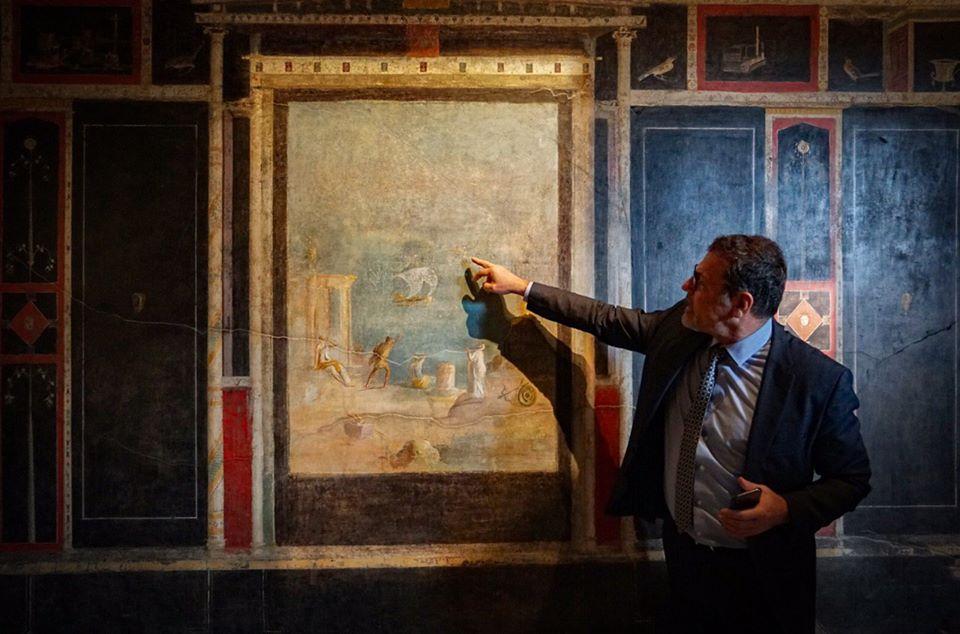 Pompei Massimo Osanna