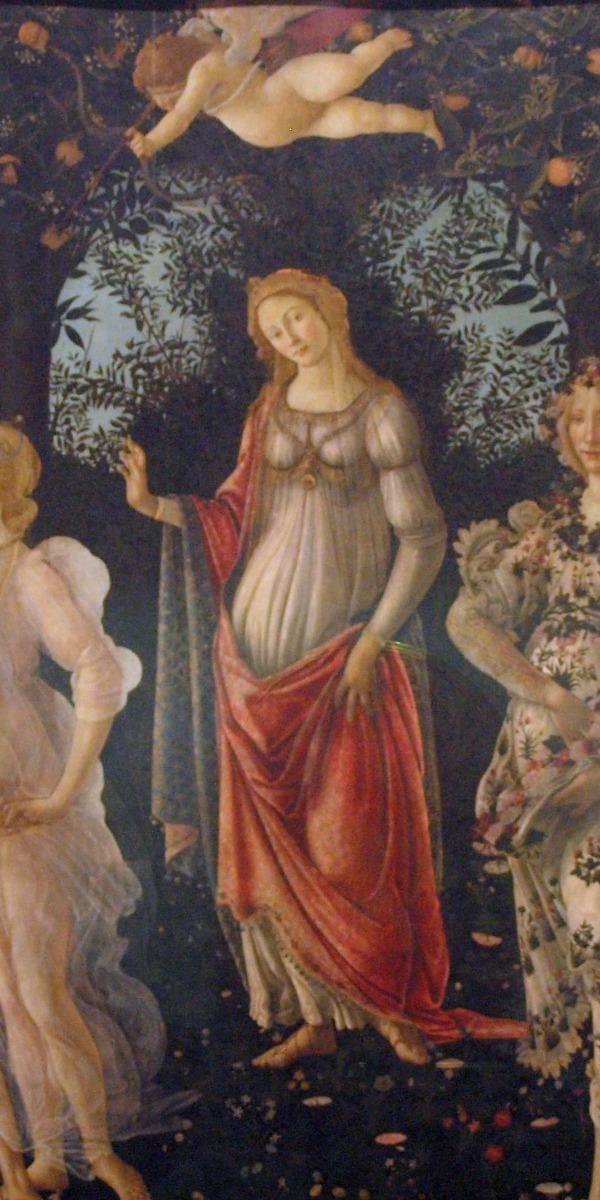 Botticelli Warburg