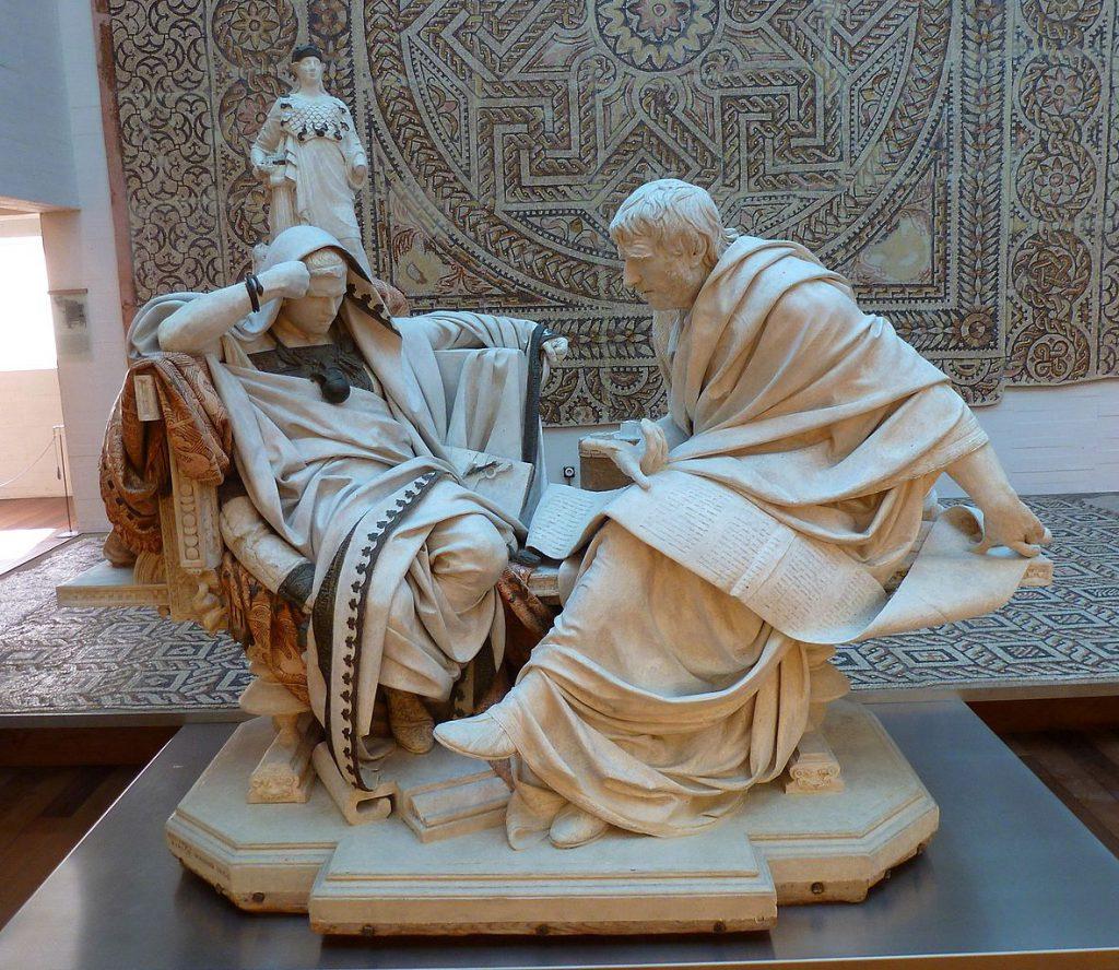 lettera 104 Seneca Nerone