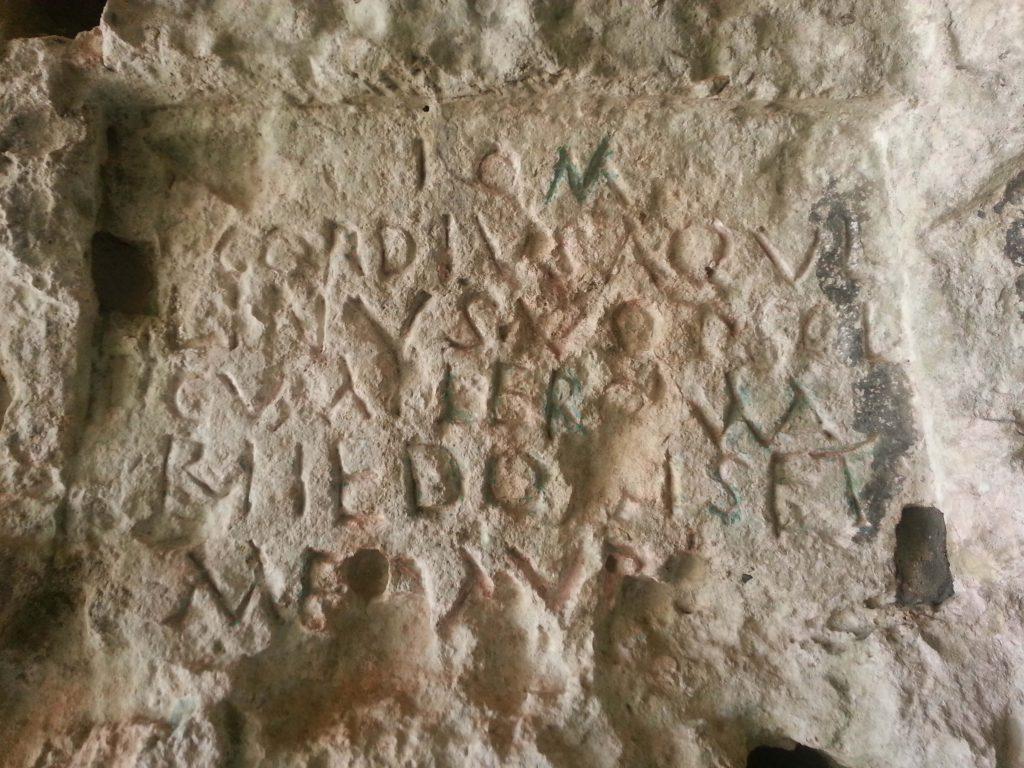 Grotta Porcinara Salento messapico