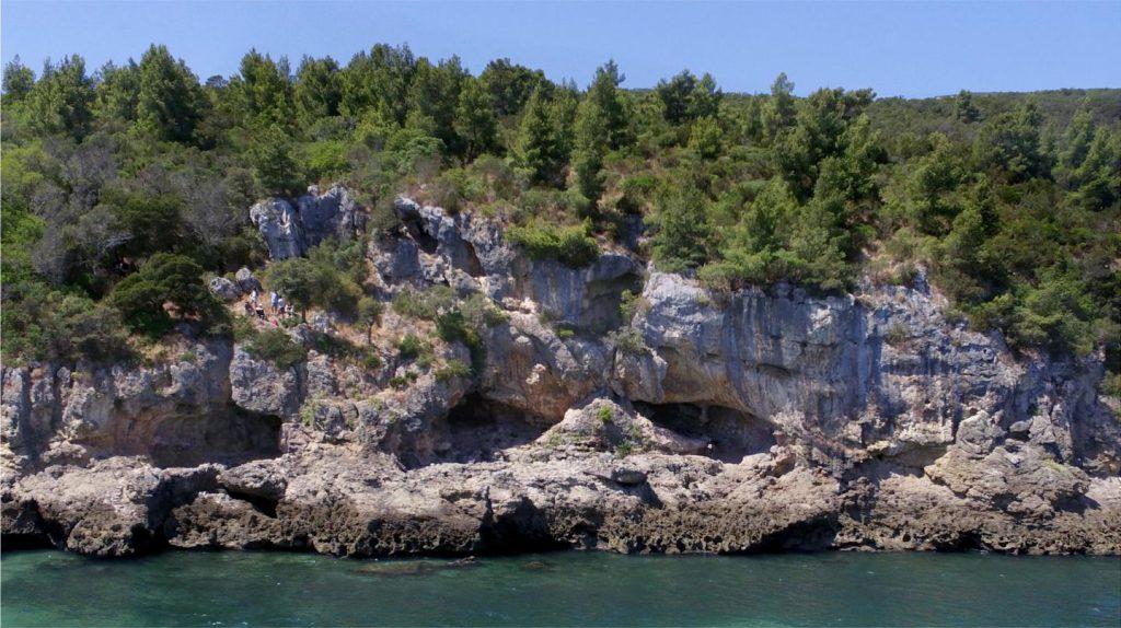 Neanderthals marine