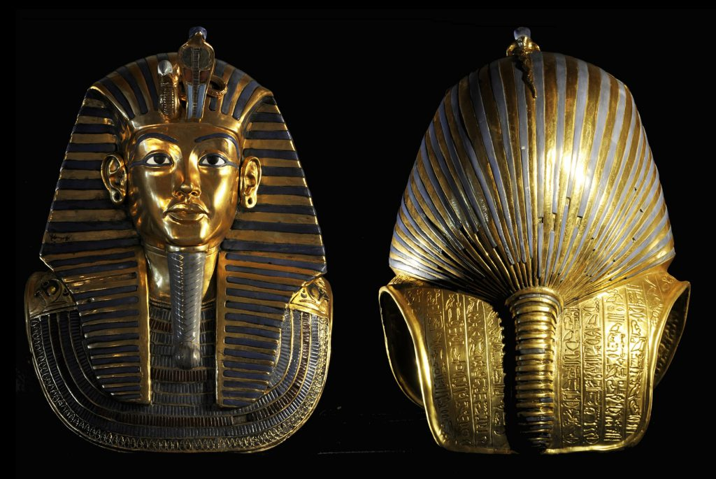 Tutankhamon eternità