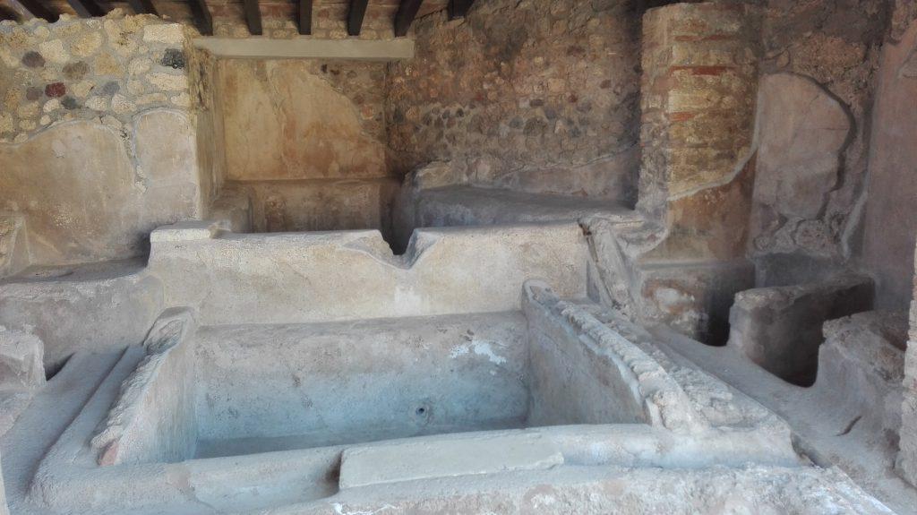 fullonica Stephanus Pompei