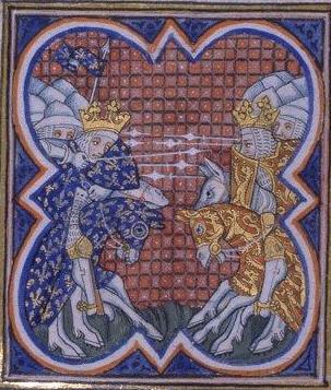 battaglia di Poitiers