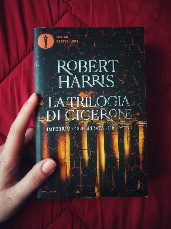 Robert Harris La trilogia di Cicerone