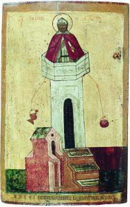 stiliti Simeone Stilita il Vecchio