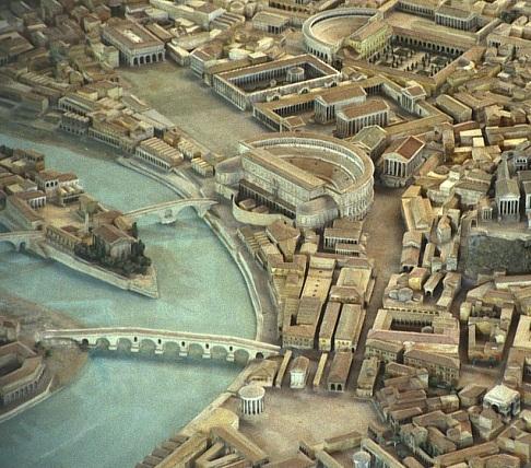 vie di Roma Properzio