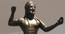 Zeus di Ugento messapico