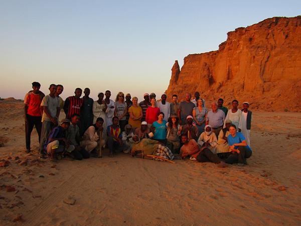 Missione Archeologica Italiana Sudan Jebel Barkal