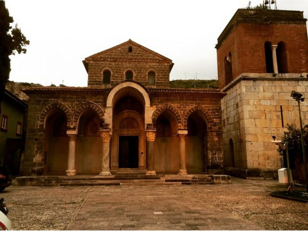 Basilica Sant Angelo in Formis