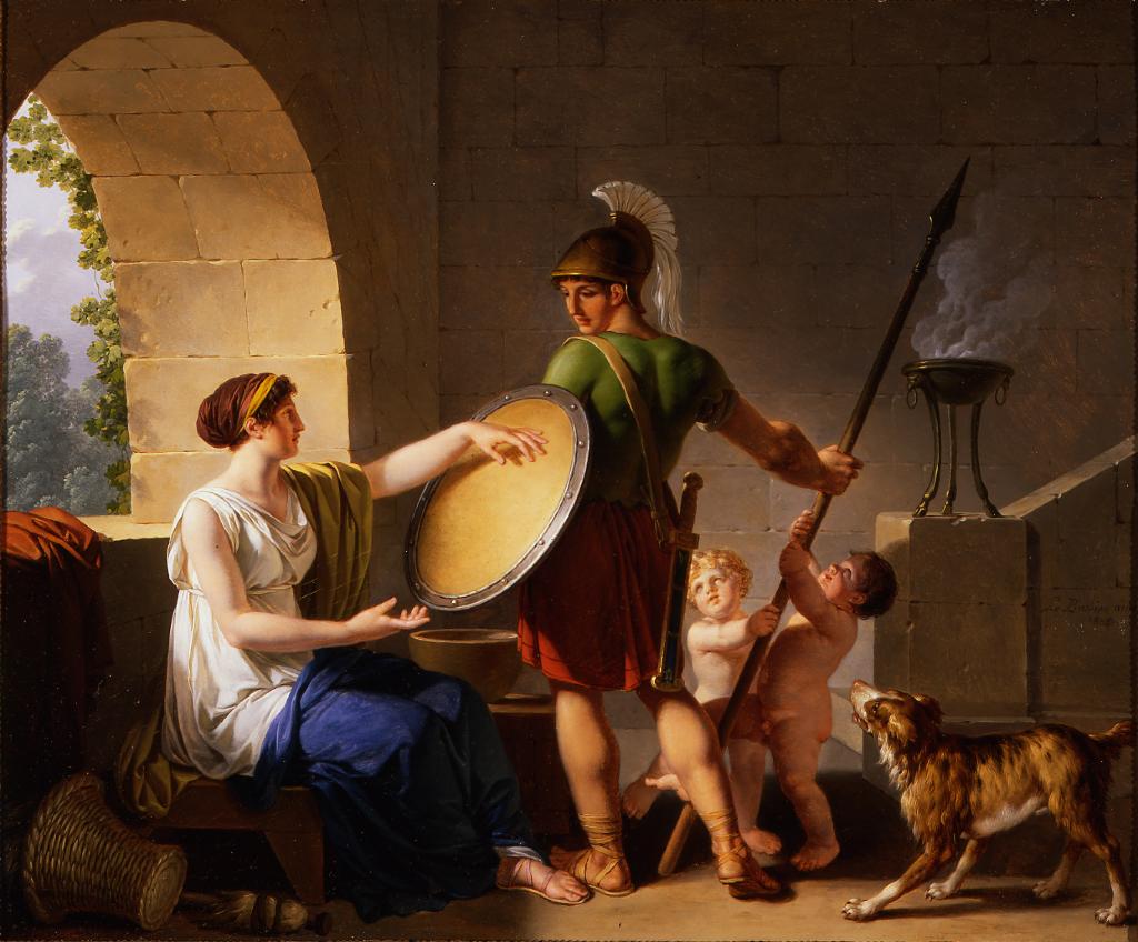 Sparta ilotismo