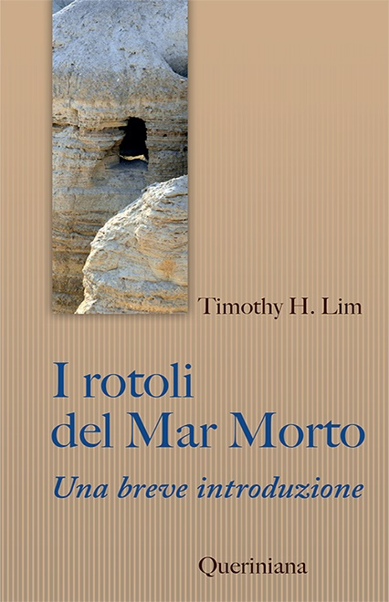 Timothy Lim Rotoli del Mar Morto