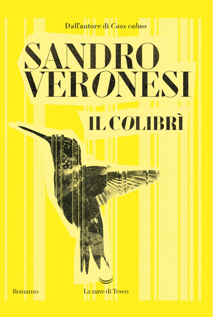 colibrì Sandro Veronesi La nave di Teseo