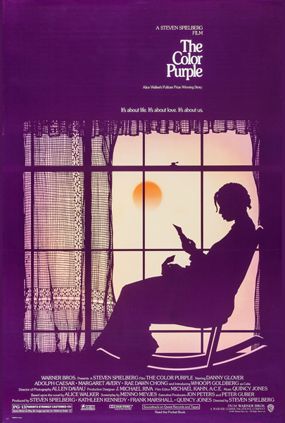 Il colore viola The Color Purple Steven Spielberg