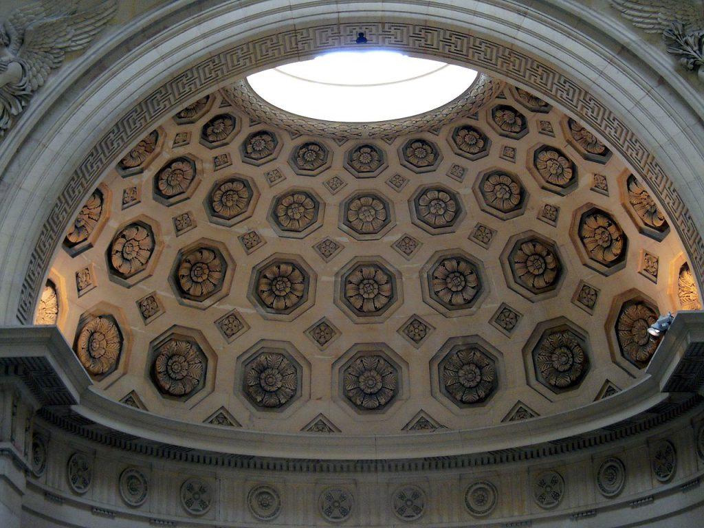 Chapelle Expiatoire Rivoluzione Francese Catacombe ossario