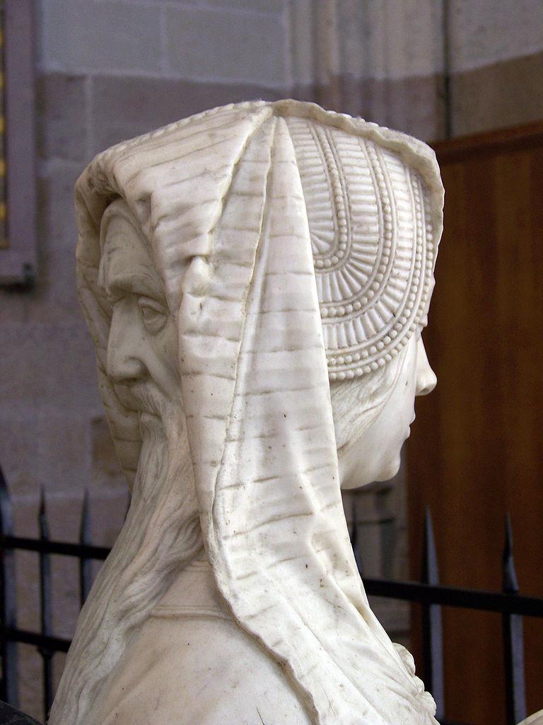 incendio cattedrale nantes sculture