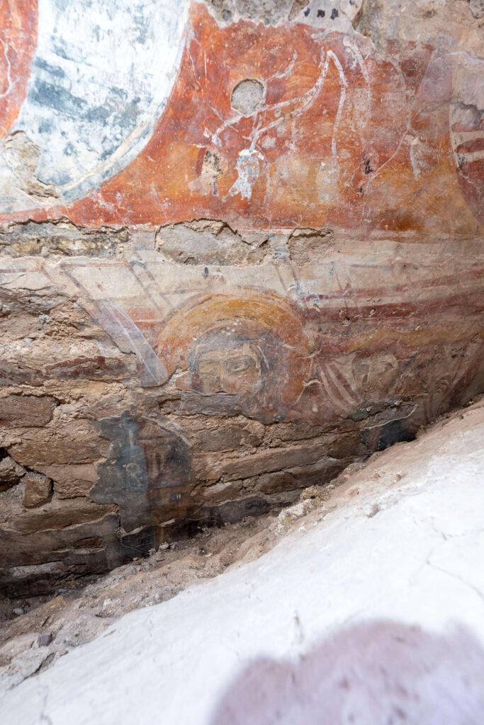 affreschi Torcello Basilica di Santa Maria Assunta