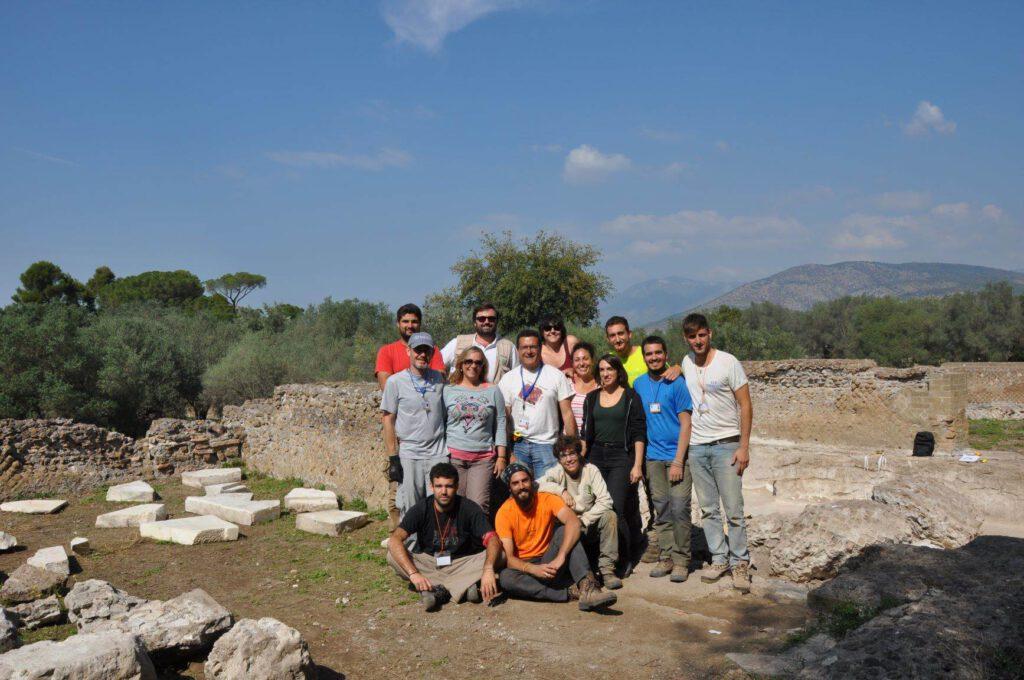Palatia 2.0. Infraestructura de datos de las Villas y Palacios Imperiales de época romana