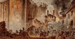 romanzi rivoluzione francese