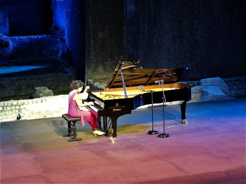Beatrice Rana Spoleto Festival dei Due Mondi
