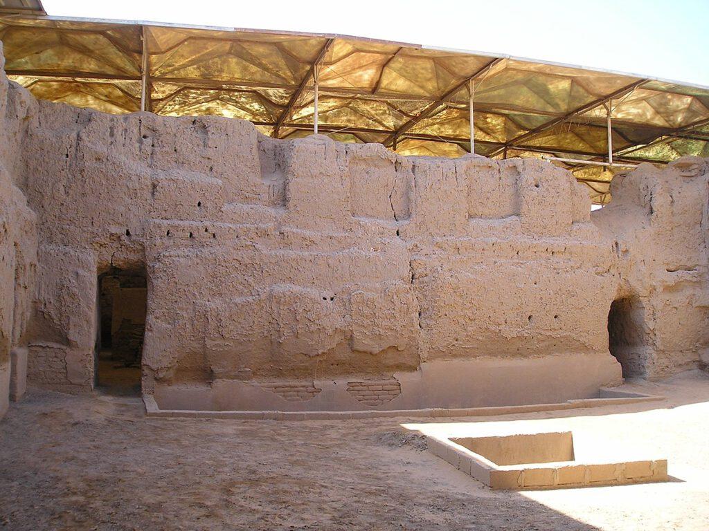 Mari Palazzo di Zimri-Lim