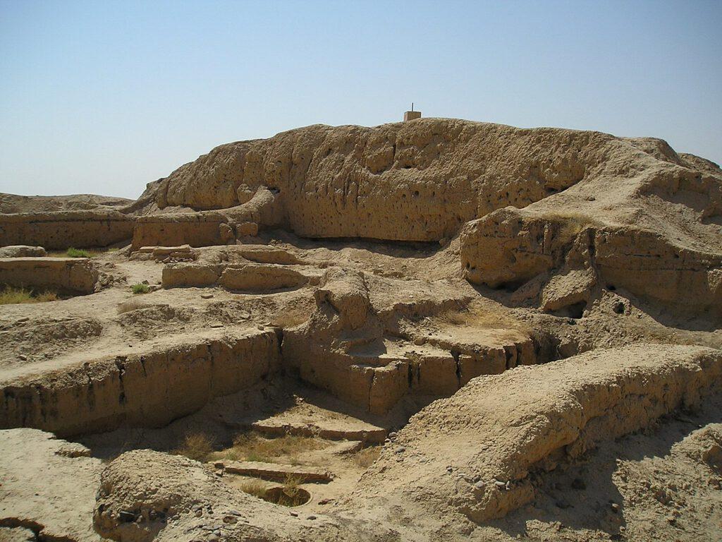 Mari Ziggurat Palazzo Zimri-Lim