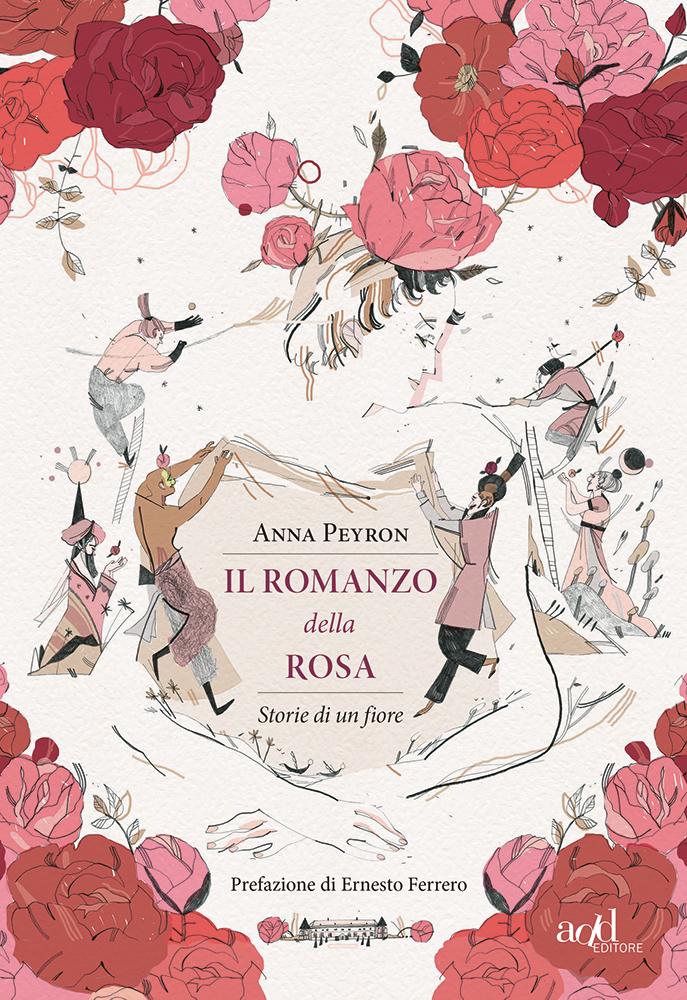 il romanzo della rosa Anna Peyron