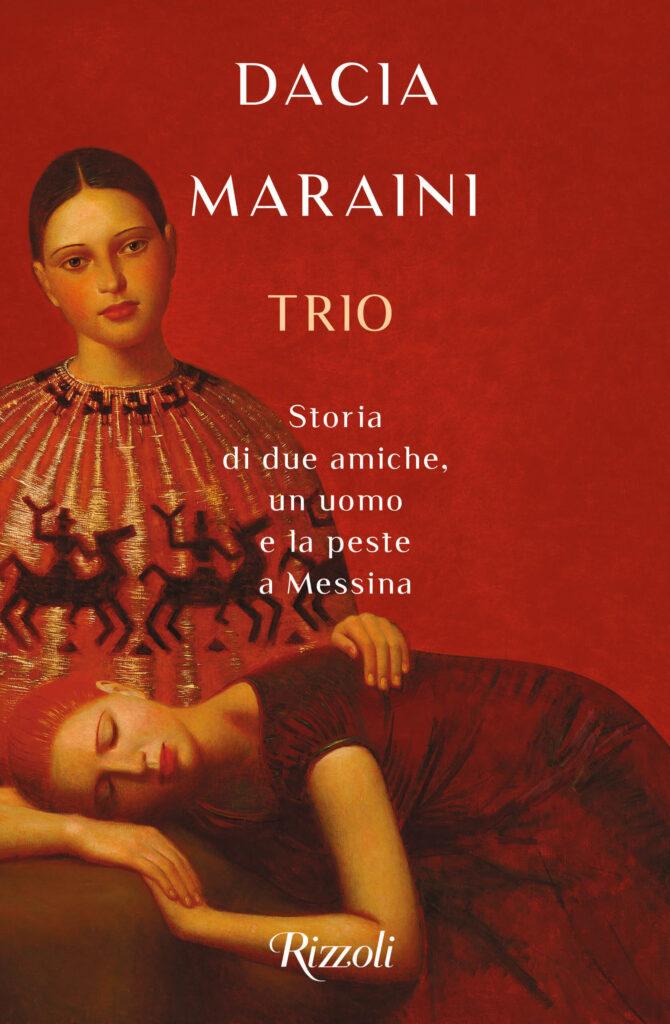 Maraini Dacia Trio copertina