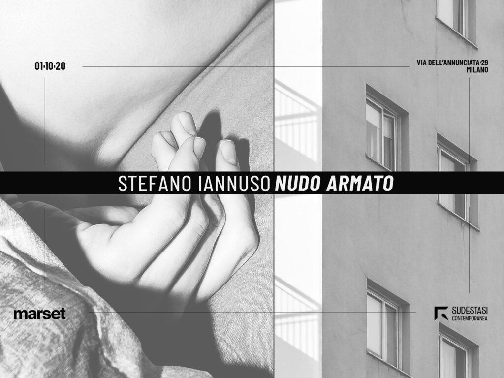 Stefano Iannuso Nudo armato
