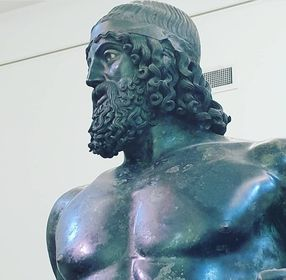 Bronzi di Riace Castrizio