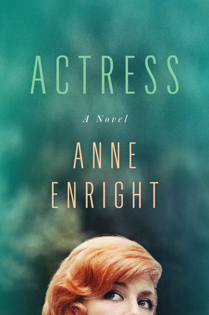 Actress Anne Enright