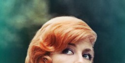 Actress Anne Enright