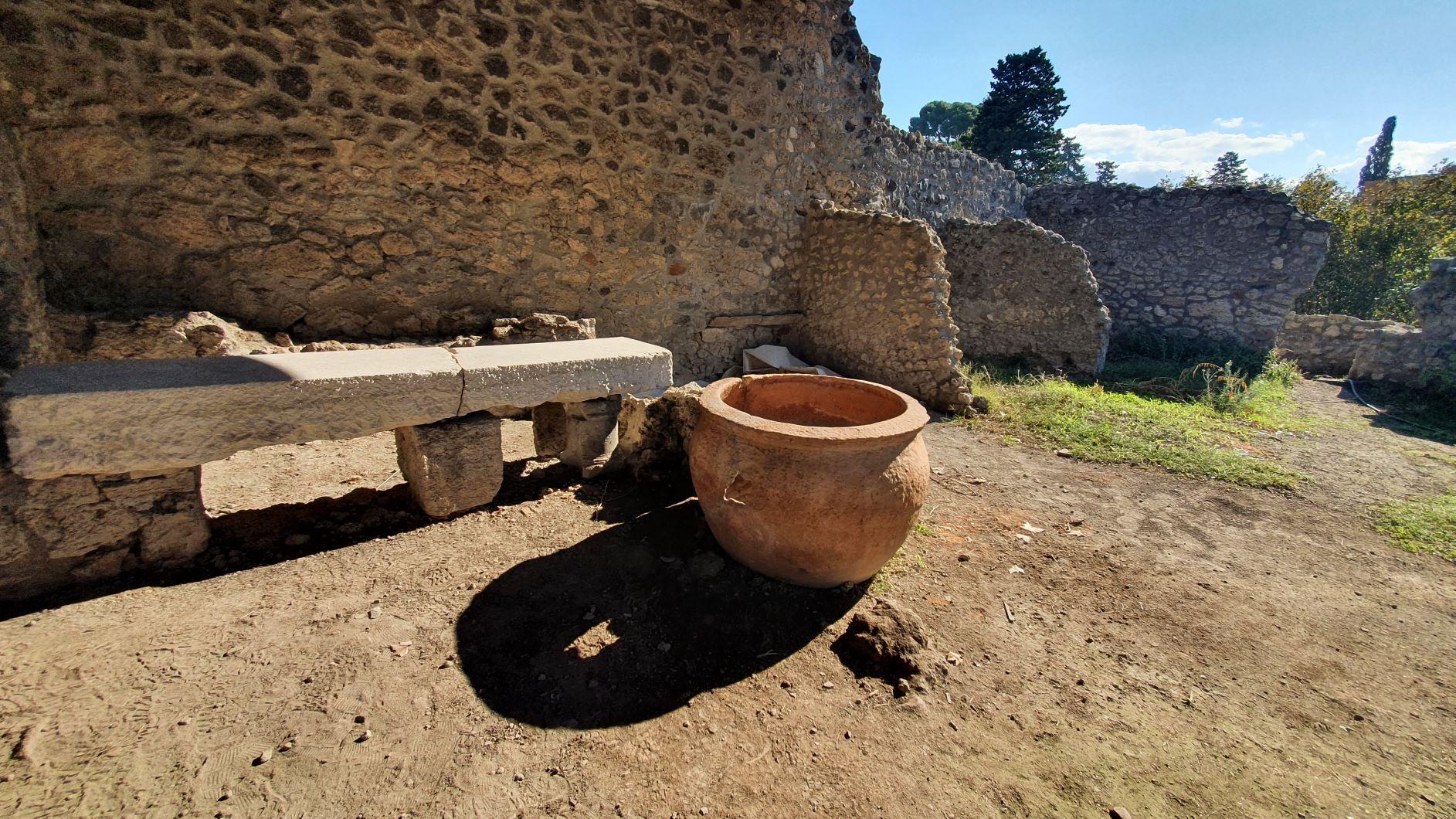 Conceria Pompei. Foto: Parco Archeologico di Pompei