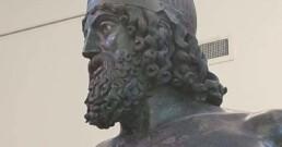 Bronzi di Riace Daniele Castrizio